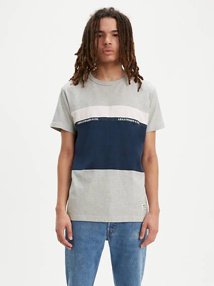 Mighty Made™ Pieced Tee Shirt