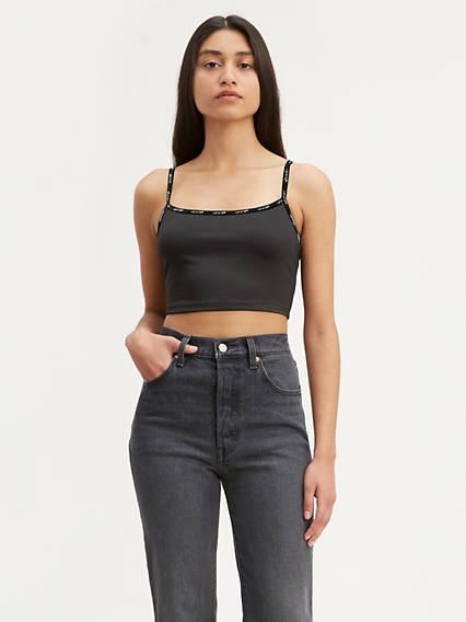 luxury quality catch Women's Sleeveless Shirts, Blouses & Tops   Levi's® US
