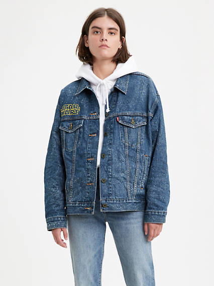 Levi's® x Star Wars Dad Trucker Jacket
