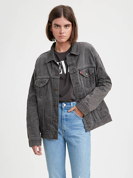 Dad Trucker Jacket