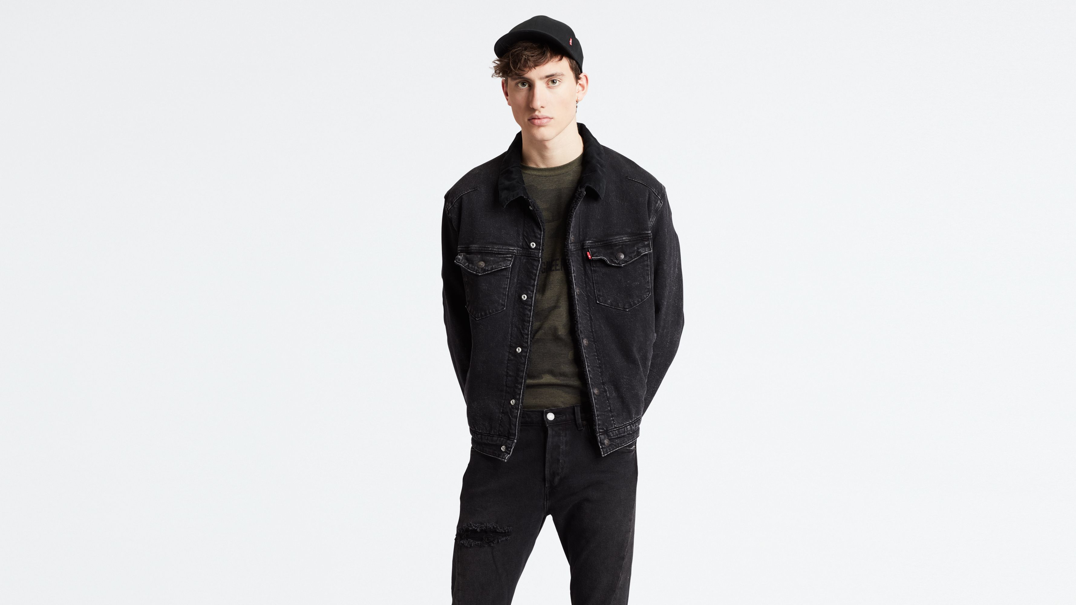 Men's Giacche Di Jeans & Sherpas | Levi's® IT