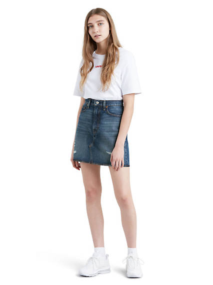 High Riser Decon Iconic Skirt