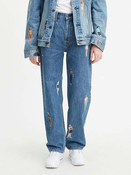 Levi's® x Stranger Things Dad Women's Jeans