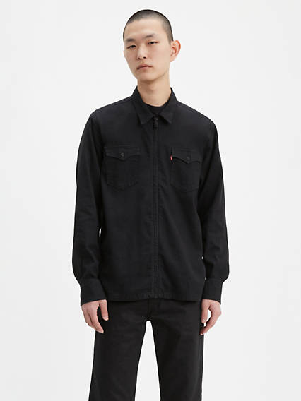 Barstow Western Zip Shirt