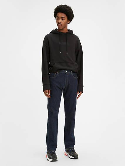 Men's Vintage Pants, Trousers, Jeans, Overalls Levis 501 93 Straight Mens Jeans 38x32 $89.50 AT vintagedancer.com