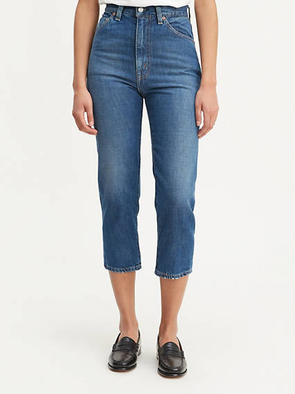 701® Crop Taper Women's Jeans