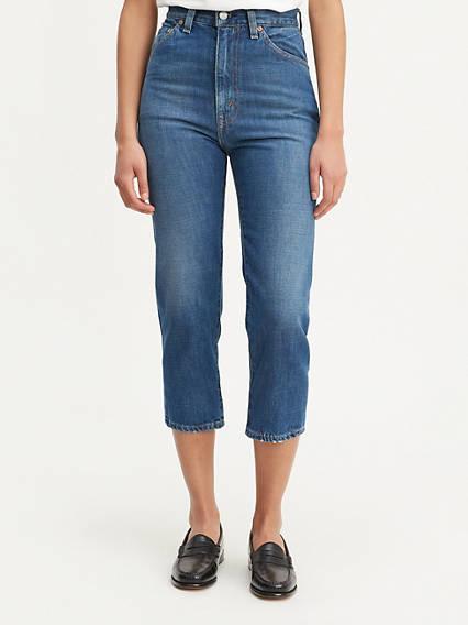 701® Crop Taper Jeans
