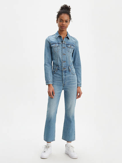 8d240e26faafc Denim Skirts & Dresses - Shop Jean Skirts & Dresses | Levi's® US