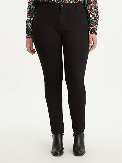 721 High Rise Skinny Women's Jeans (Plus Size)