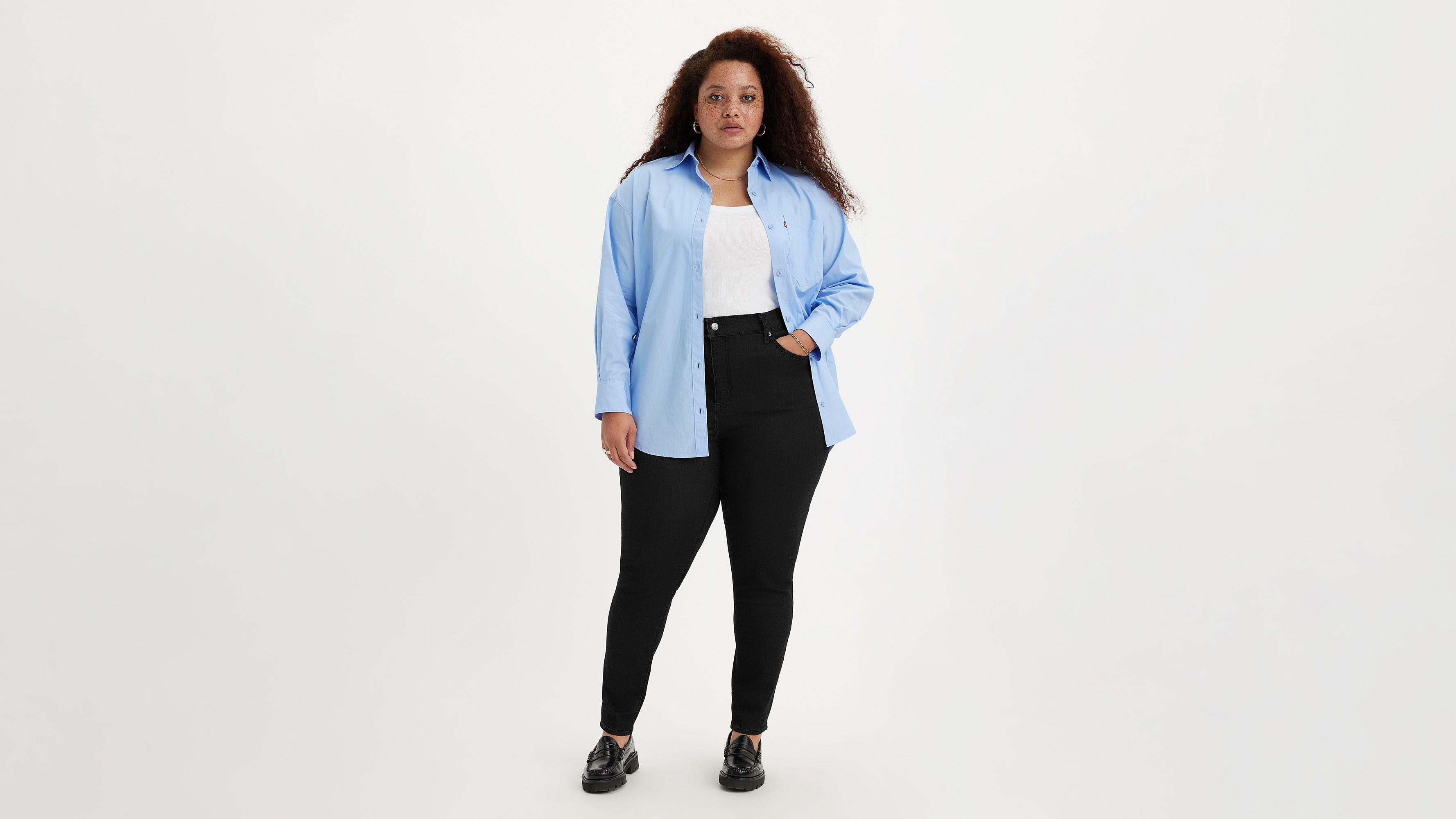 Amazing Deal on Levi's Women's Plus Size Oversized Long