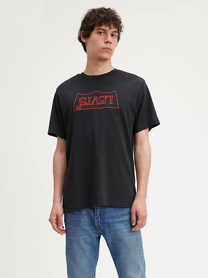 T-shirt à logo Upside Down Levi'sMD x Stranger Things