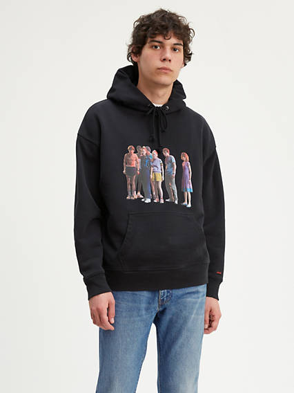 Levi's® x Stranger Things Steve's Sweatshirt