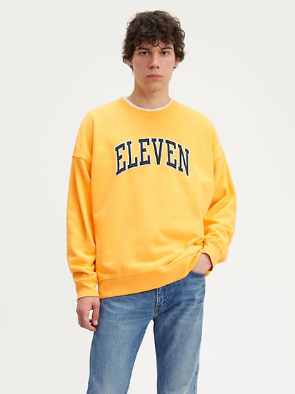 Levi's® x Stranger Things Eleven's Crewneck Sweatshirt