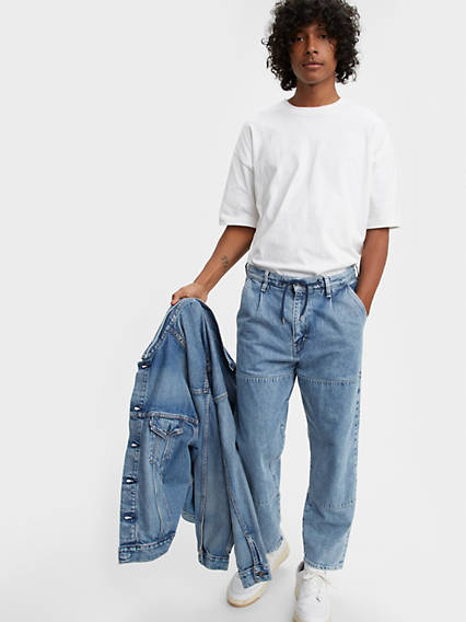 Drawcord Utility Pants