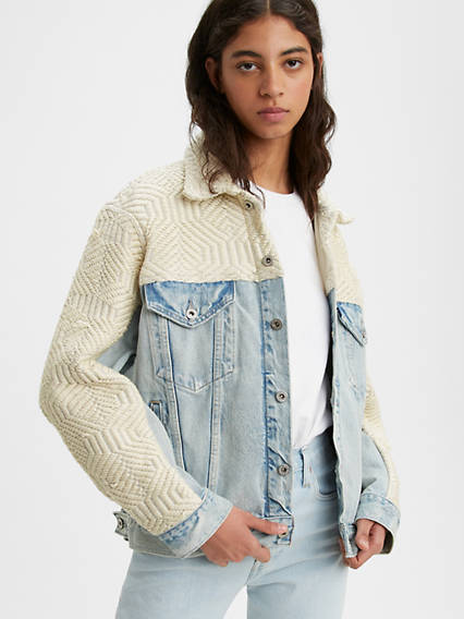 Oversized Type 3 Trucker Jacket