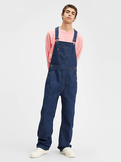 Levi's® Vintage Clothing O Tab Bib and Brace