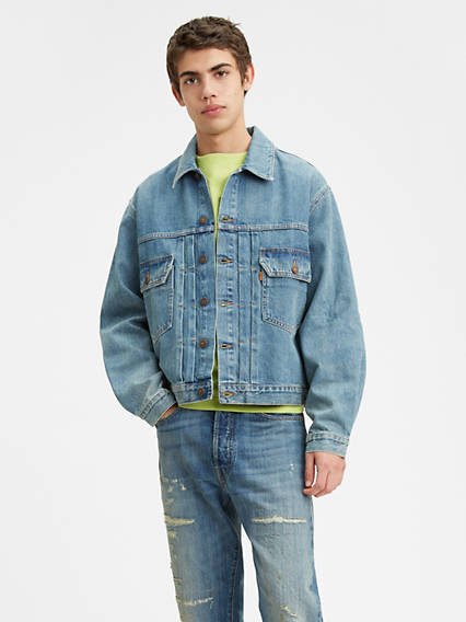 Levi's® Vintage Clothing Orange Tab Jacket