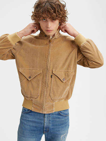 Levi's® Vintage Clothing Fresh Produce Bomber