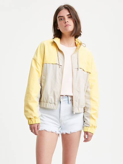 Celeste Windbreaker Jacket