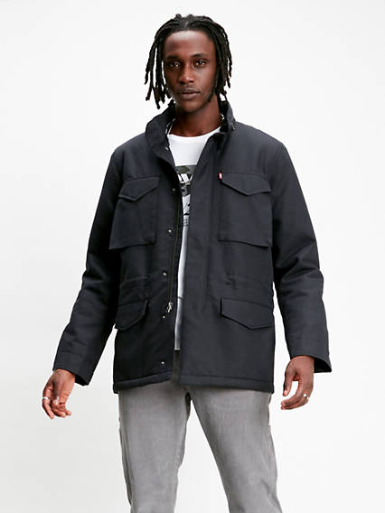 Sherpa Field Coat