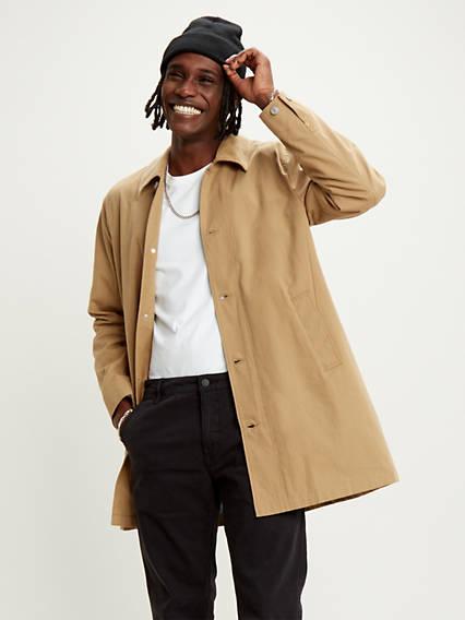 Long Utility Coat