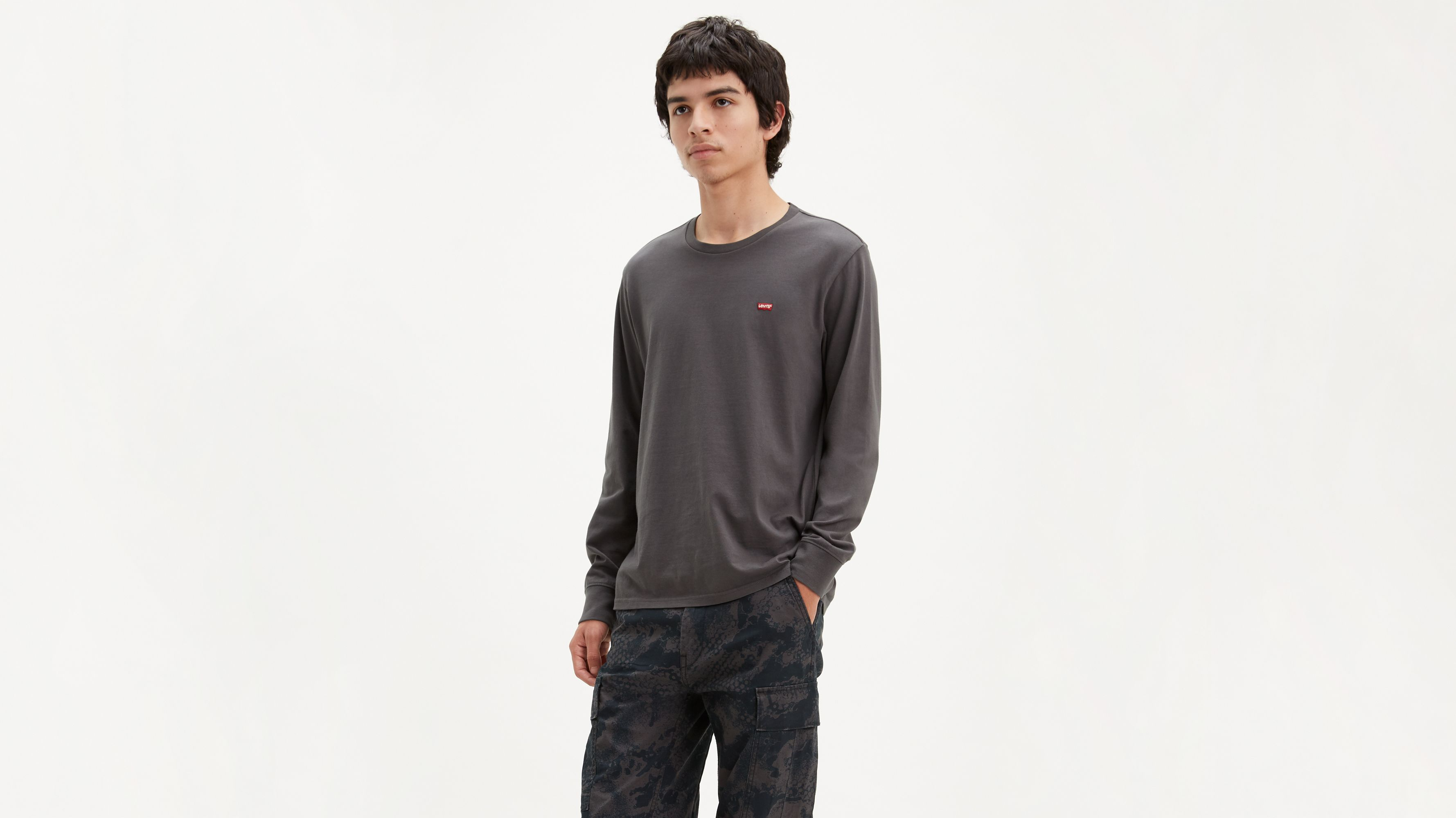 Original Long Sleeve Tee Shirt
