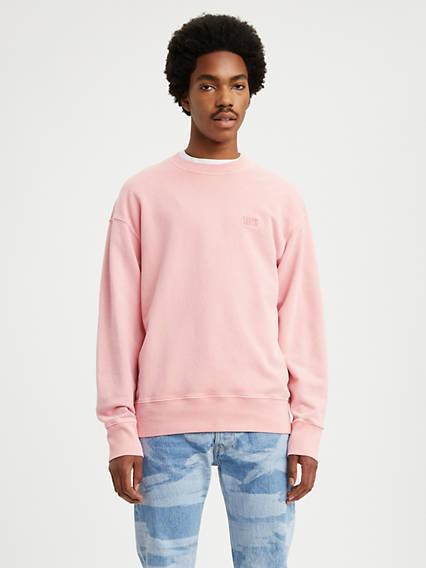 Levi's® Logo Crewneck Sweatshirt