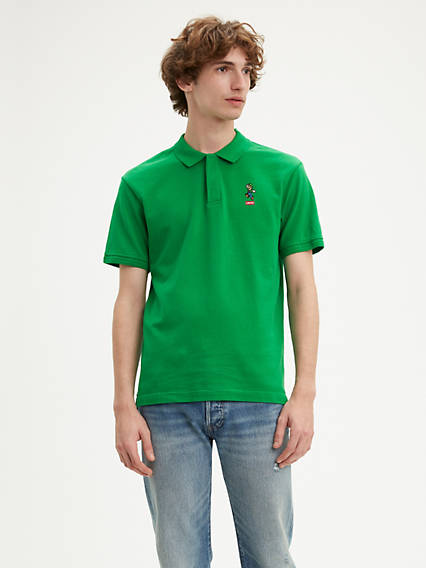 Levi's® x Super Mario Authentic Logo Polo