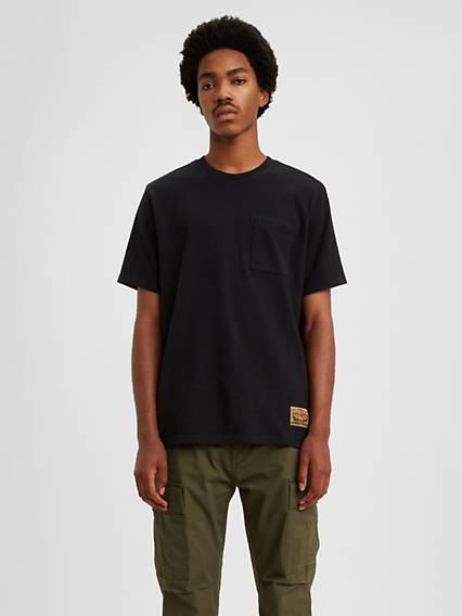 Workwear One Pocket Tee Shirt