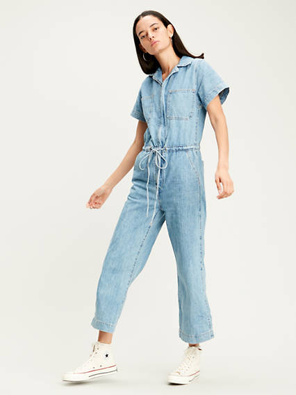 The Wide Leg Jumpsuit