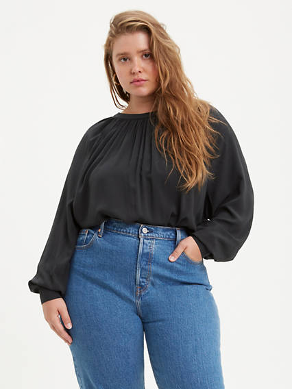 Lily Shirt (Plus Size)