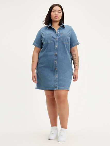 Andie Dress (Plus Size)
