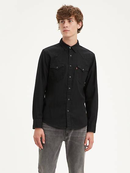 Classic Western Standard Shirt