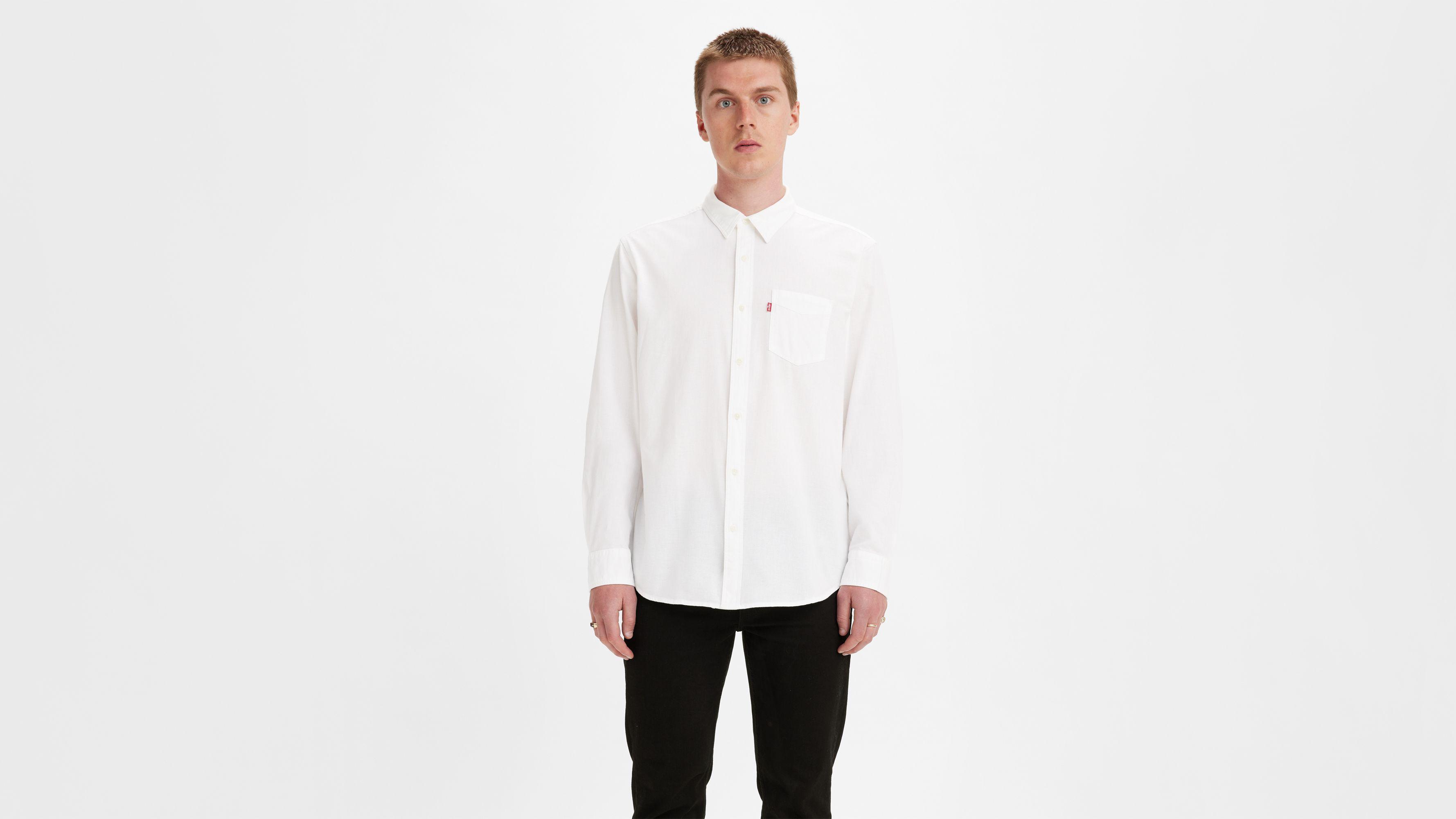 Levis Sunset One Pocket Button-up Shirt