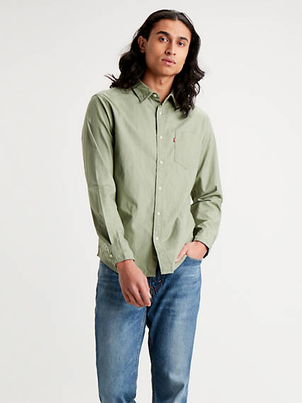 Standard Shirt Classic One Pocket