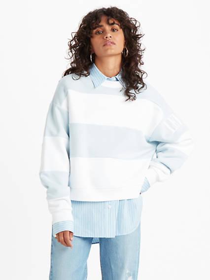 Diana Crew Sweatshirt