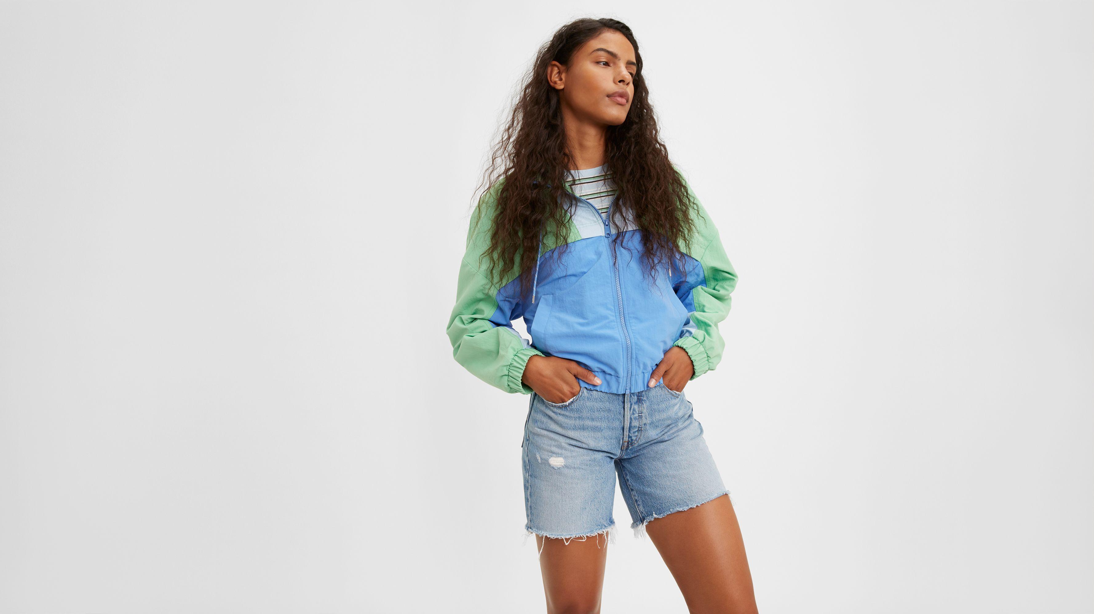 Denim Shorts For Women | Levi's