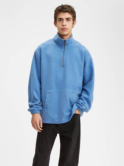 Skate 1/4 Zip Sweatshirt