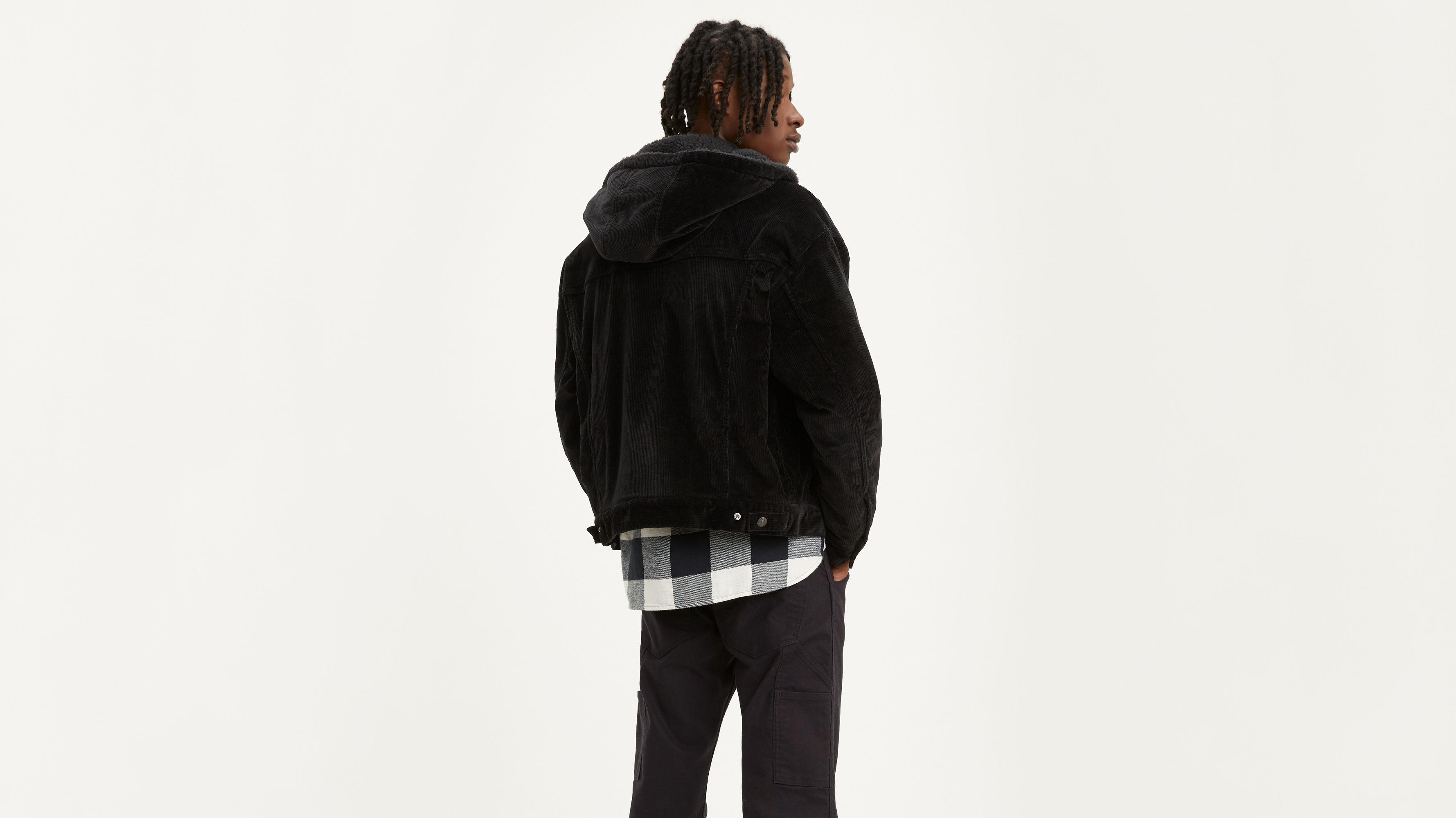 Levi's® x Justin Timberlake Oversized Sherpa Trucker Jacket
