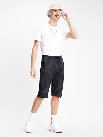 Levi's® Engineered Jeans Relaxed Knit Shorts
