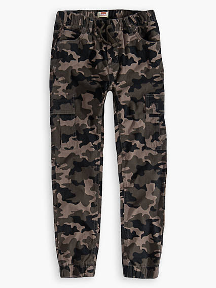 Stretch Ripstop Cargo Jogger Teenager