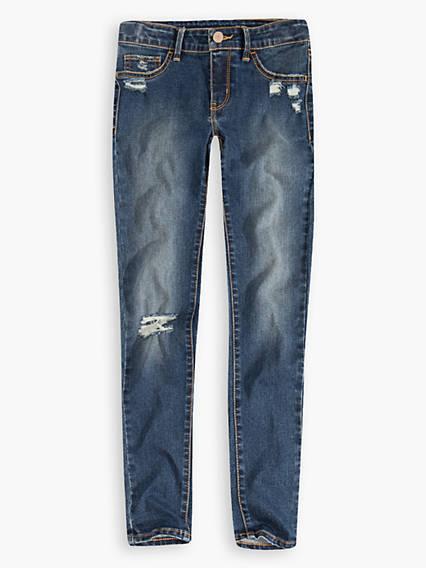 710™ Super Skinny Jeans Teenager