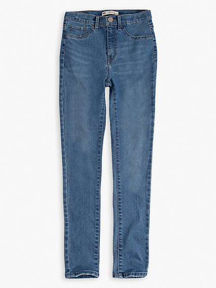 720™ High-Waisted Super Skinny Jeans Teenager