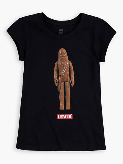 Levi's® X Star Wars Chewbacca Tee Kids