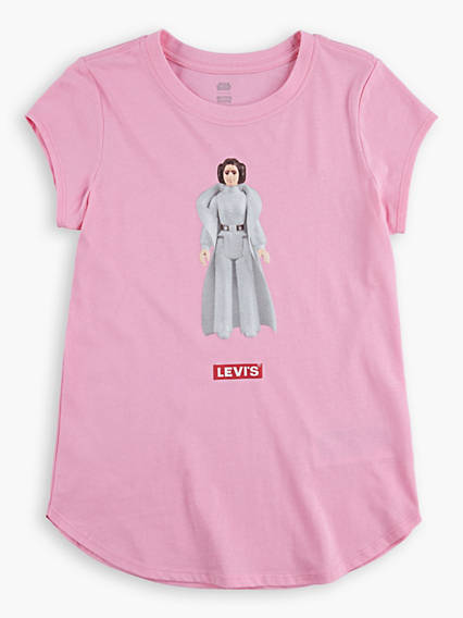 Levi's® X Star Wars Leis Round Hem Tee Baby