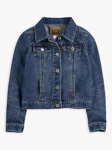 Trucker Jacket Teenager