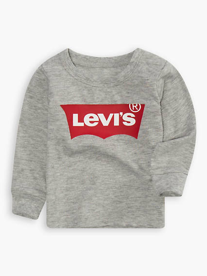 Long Sleeved Batwing Tee Kids