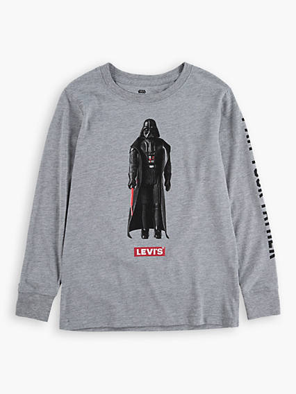 Levi's® X Star Wars I Am Your Father Tee Long Sleeved