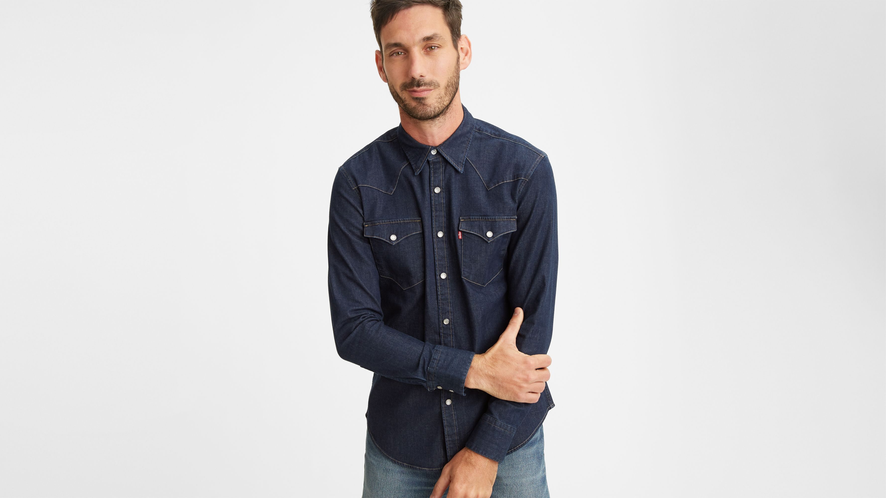 Barstow Western Standard Shirt - Medium