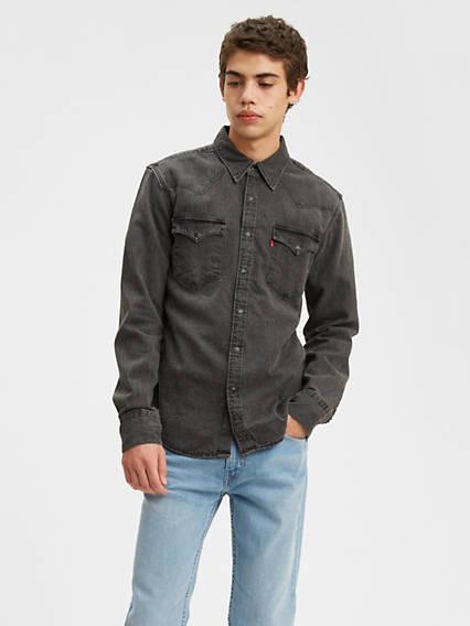 Slim Barstow Western Shirt